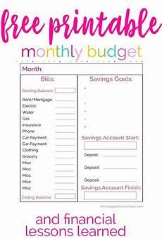 Weekly Finance Planner Free Patriotic Printable Monthly Budget Printable