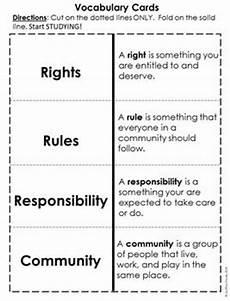 Civic Activities Definition Rights Rules And Responsibilities Citizenship