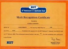 Niit Certificate Format Pdf Gaurav Sharma Contact