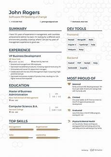 How To Write A Resume Samples Examples Of Resumes By Enhancv Resume Examples Resume