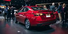nissan versa sedan 2020 the 2020 nissan versa gets a much needed makeover