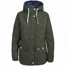 tresspass coats trespass womens daydream waterproof jacket ebay