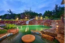 luxury pools design garden park