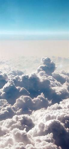 Iphone X Blue Cloud Wallpaper by Iphonexpapers Apple Iphone Wallpaper Nl54 Cloud Sky