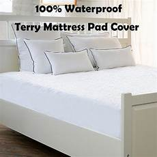 100x200cm terry waterproof mattress protector cover