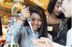 High School Student Bio First Bay Area Stem Career Day Engages High Schoolers In
