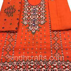 Chunri Design Suit Sindhi Chunri Design Ladies Cotton Dress Buy Online