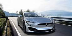 2019 Tesla Model S Redesign by Tesla Roadster 2020 Stunning Concept Render Imagines