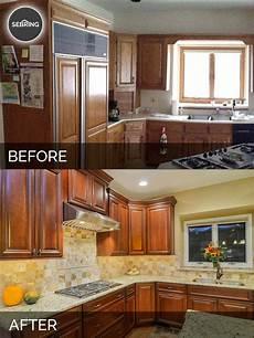 bernard karan s kitchen before after pictures home