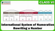International Value Chart Cbse Class Vi Maths Icse Class Vi Maths International