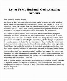 Love Letter To My Husband Sample Free 35 Love Letter Templates In Pdf Ms Word