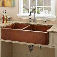 Faucets For Kitchen Sinks Photos Of Copper Kitchen Sinks Loccie Better Homes