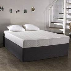 sleep innovations 8 inch gel memory foam mattress