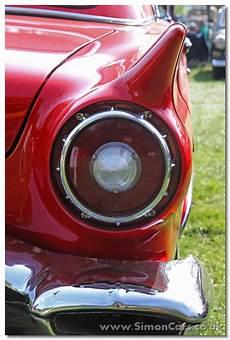1957 Thunderbird Lights Simon Cars Fordusa Thunderbird 1955 57