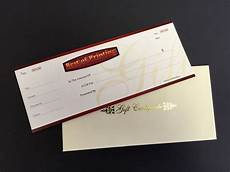 Gift Certificate Paper Gift Certificate Printing Canada Gift Card Holders
