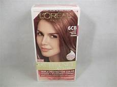 Loreal Light Chestnut Brown Loreal Excellence Creme 6cb Light Chestnut Brown Warmer