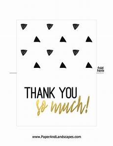 thank you card template to print free free printable thank you cards paper and landscapes
