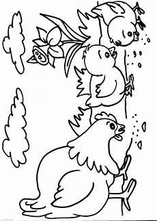 animali da cortile da colorare disegni pulcini da colorare az colorare