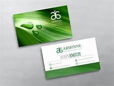 Arbonne Business Cards Arbonne Business Card 18
