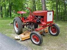 Used Farm Tractors For Sale Cub With Mower 2004 07 12