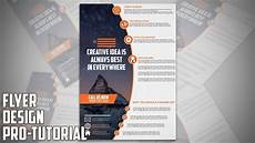Design Flyers Online For Free How To Design Professional Business Flyer In Adobe