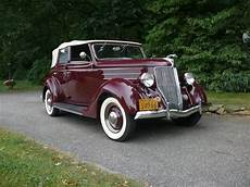 1936 Ford Convertible Sedan Trunk Back For Sale In York