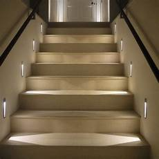 Led Lights For Stairs How Properly To Light Up Your Indoor Stairway