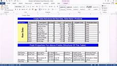 Create Inventory Database Office 2013 Class 47 Access 2013 Create Database Import