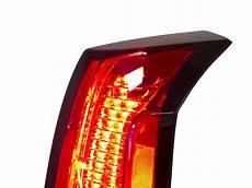 2006 Cadillac Cts Led Lights Depo 03 07 Cadillac Cts Cts V Red Lens Led Light Bar
