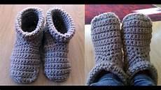 crochet slippers crochet slipper boots