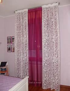 foto tende da letto come rendere allegra una stanza le tende da interni