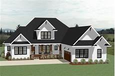 farmhouse house plan 4 bedrms 3 5 baths 3390 sq ft