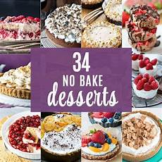 easy no bake dessert recipes the cookie rookie 174