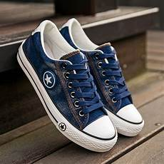 fashion sneakers denim canvas shoes summer