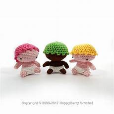 amigurumi baby happyberry