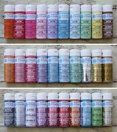 Martha Stewart Craft Paint Color Chart Martha Stewart Crafts Decorative Arts Paint Cathe