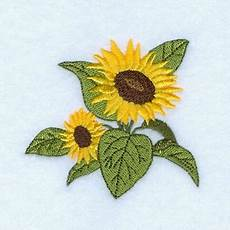 sunflowers embroidery designs machine embroidery designs