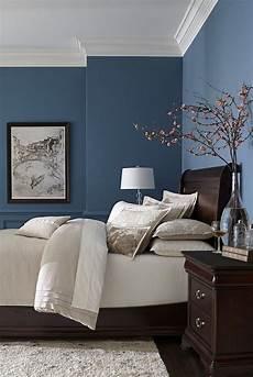 schlafzimmer ideen farbgestaltung blau 1001 ideen und bilder zum thema wand streichen ideen