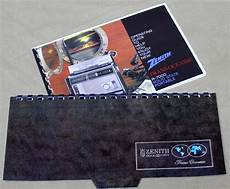 Radiolaguy Com Zenith Manuals And Paper Owners Service