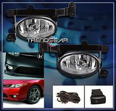 2007 Honda Civic Si Lights 2006 2007 2008 Honda Civic Dx Ex Lx Si Coupe 2dr Bumper