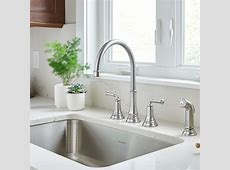 American Standard Delancey Widespread Kitchen Faucet   Allied Plumbing & Heating Supply Co.