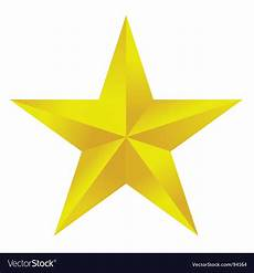 Star Vectors Free Golden Star Royalty Free Vector Image Vectorstock