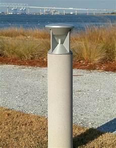 Concrete Bollard Lights Lighting Concrete Bollard Aquarius Condo West Deck