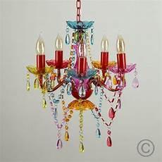 Multi Coloured Ceiling Light Modern Multi Coloured 5 Way Mini Therese