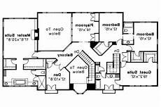 Mansion Floor Plans Mediterranean House Plans Moderna 30 069 Associated