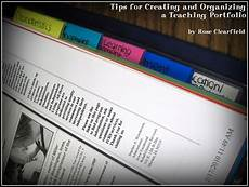 Creating A Portfolio Tips And Guidelines For Creating And Organizing A Strong