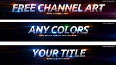 Channel Art Create Your Own Channel Art Youtube