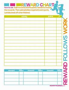 Child Incentive Chart Free Printable Kids Chore Amp Rewards Chart