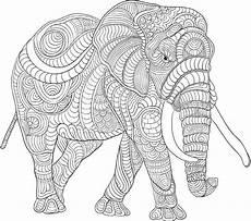 Ausmalbilder Ella Elefant Animal The Animal Coloring Book 50 Cool Design