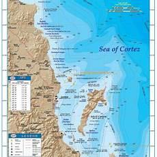 Baja Charts Loreto Baja Directions